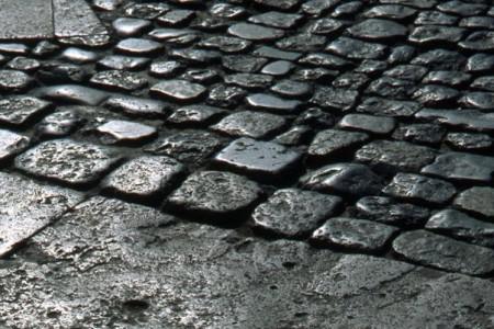 Pavimentazione in basalto